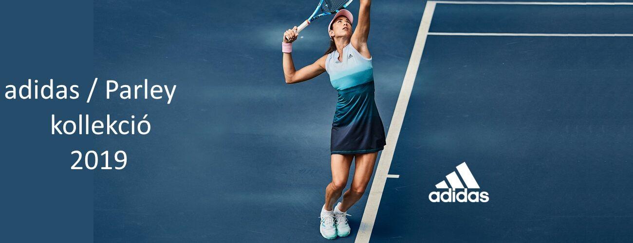 adidas-parley teniszruházati kollekció