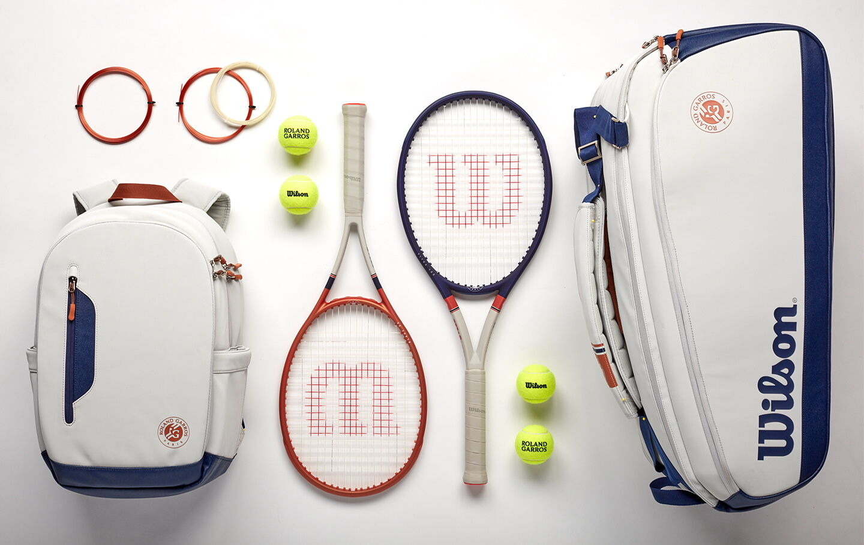 Wilson Roland Garros 2021 Kollekció - Elegáns Dizájn, Inspiráló Teljesítmény