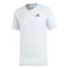 Kép 1/9 - adidas Parley Stripted Tee fehér férfi pólóing