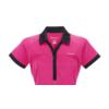 Kép 2/4 - Tecnifibre Lady F3 X-Cool rózsaszín női pólóing