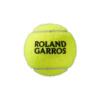 Kép 2/3 - Wilson Roland Garros Clay (4 db/tubus) teniszlabda