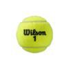 Kép 3/3 - Wilson Roland Garros Clay (4 db/tubus) teniszlabda