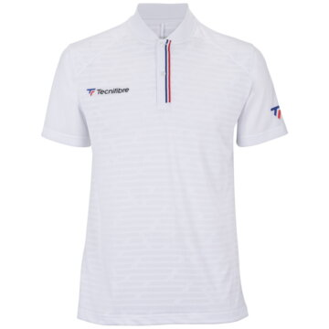 Tecnifibre F3 fehér férfi pólóing