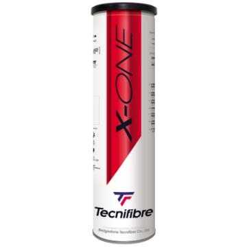 Tecnifibre X-One teniszlabda (4 db/tubus)