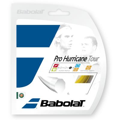 Babolat Pro Hurricane Tour sárga 12m teniszhúr