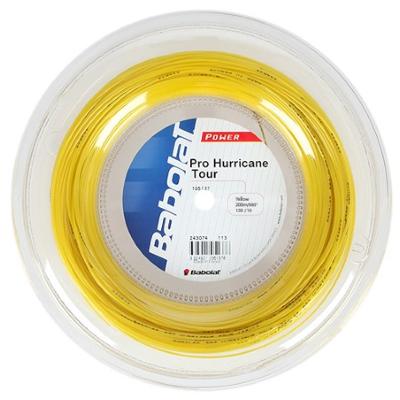 Babolat Pro Hurricane Tour sárga 200m teniszhúr