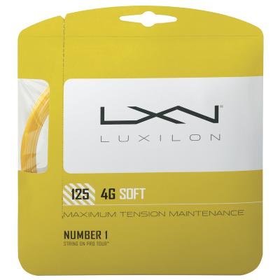Luxilon 4G Soft 12m teniszhúr