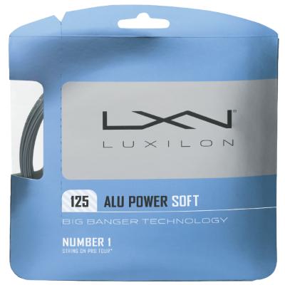 Luxilon Alu Power Soft 12m teniszhúr