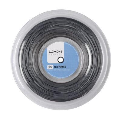 Luxilon Alu Power ezüst 220m teniszhúr