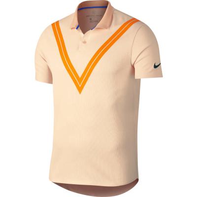 Nike RF Advantage narancshéj színű pólóing