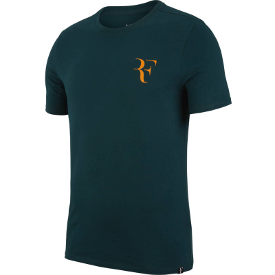 Nike RF Tee zöld pólóing