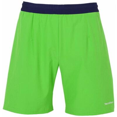 Tecnifibre Stretch Short zöld rövidnadrág