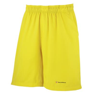 Tecnifibre X-Cool sárga rövidnadrág