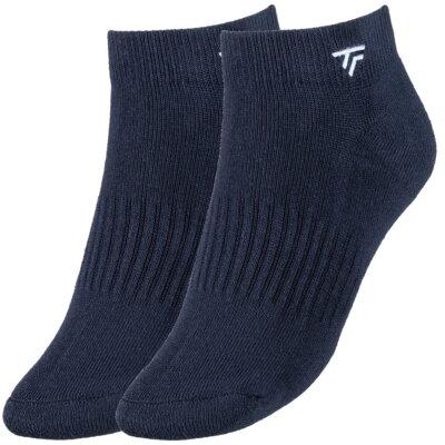 Tecnifibre női zokni 2 pár (sötétkék)