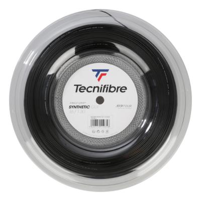 Tecnifibre Synthetic Gut 200m fekete teniszhúr