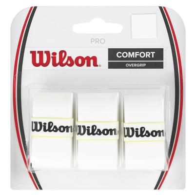Wilson Pro fehér fedőgrip (3 db)