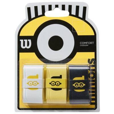 Wilson Minions (3 db) fedőgrip