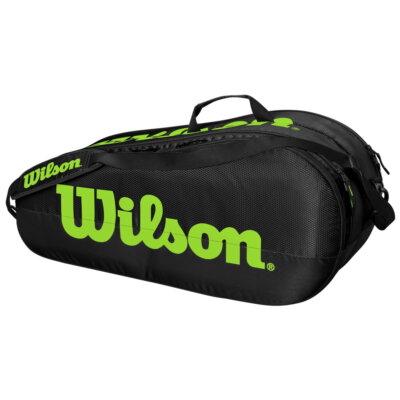 Wilson Team 2 Comp fekete-zöld ütőtáska