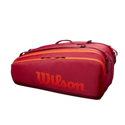 Wilson Tour 12PK vöröses ütőtáska