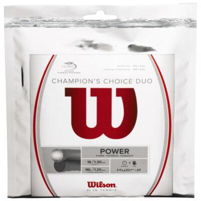 Wilson Champion Choice Duo szett teniszhúr