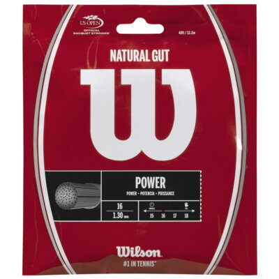 Wilson Natural Gut 12m teniszhúr (bélhúr)
