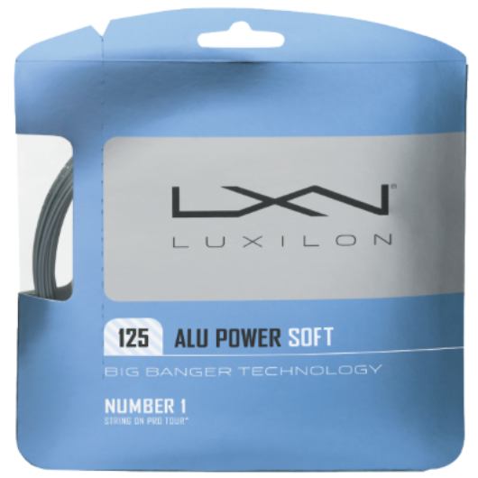 Luxilon Alu Power Soft 12m teniszhúr