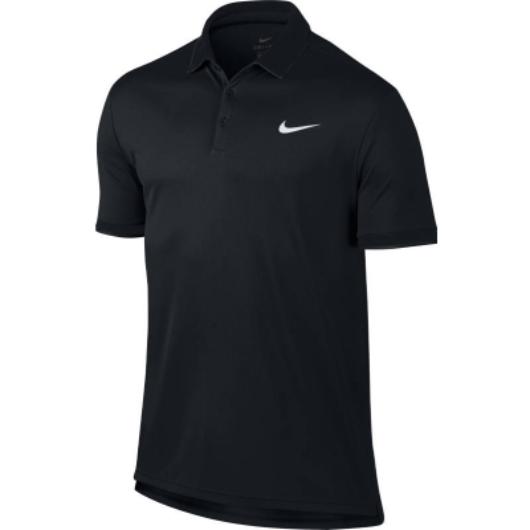 Nike Dry Polo Team fekete pólóing