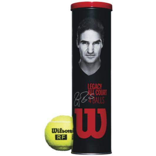 Wilson RF Legacy teniszlabda (4 db/tubus)