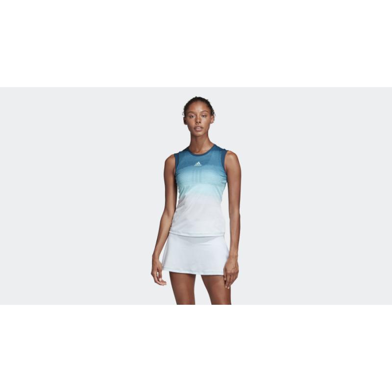 adidas Parley Tank fehér női top
