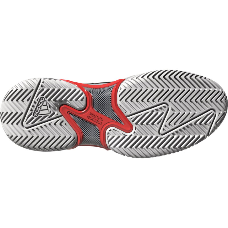 adidas Barricade M fehér-fekete teniszcipő