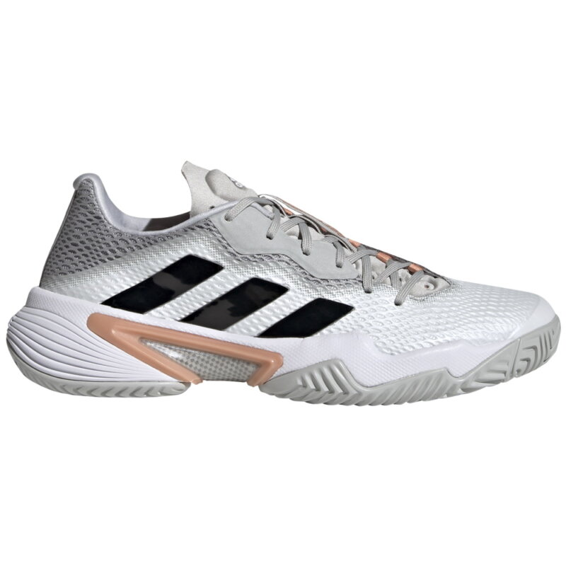 adidas Barricade W fehér női teniszcipő