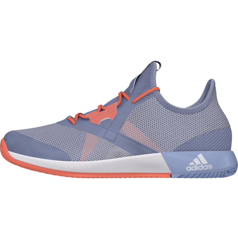 adidas Adizero Defiant Bounce teniszcipő oldalnézeti képe