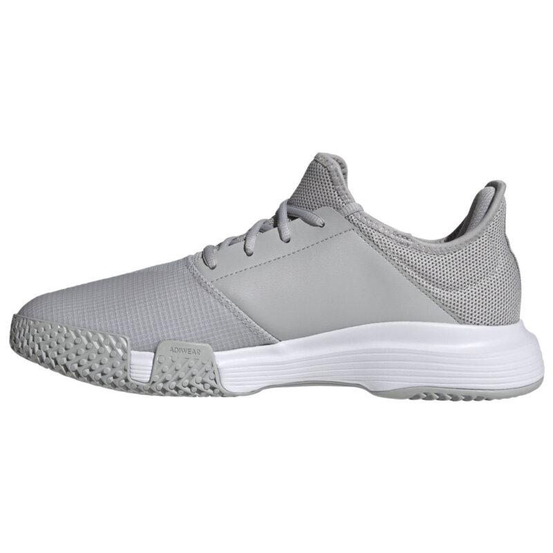 adidas GameCourt M szürke teniszcipő