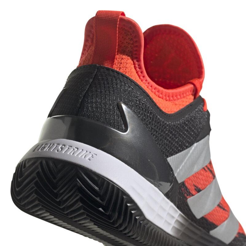 adidas Ubersonic 4 Clay fekete teniszcipő
