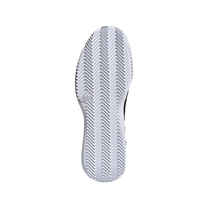 adidas Ubersonic 4 fekete teniszcipő