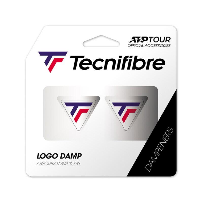 Tecnifibre Logo Damp tricolor rezgéscsillapító
