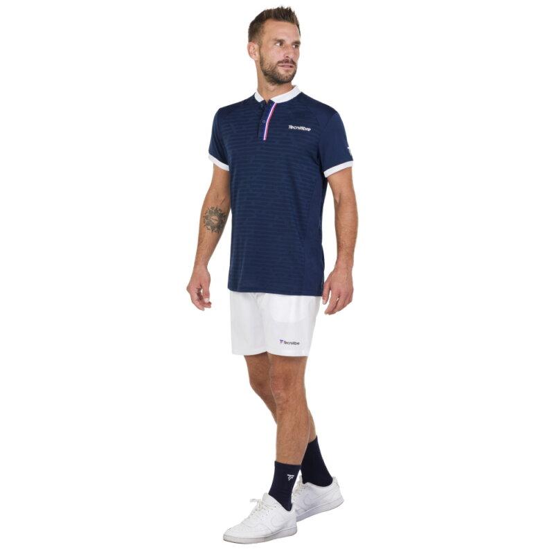Tecnifibre Stretch Short fehér rövidnadrág