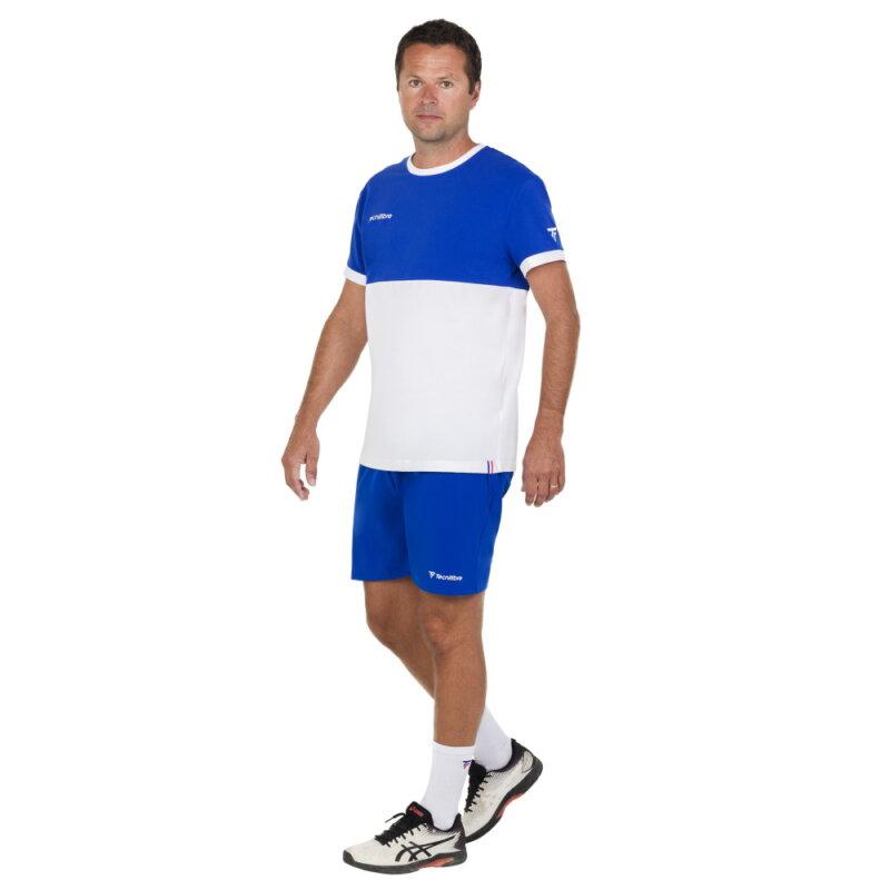 Tecnifibre Stretch Short világoskék rövidnadrág