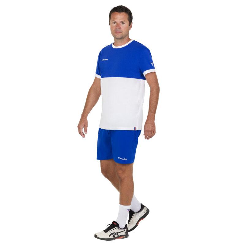 Tecnifibre F1 Stretch világoskék férfi pólóing