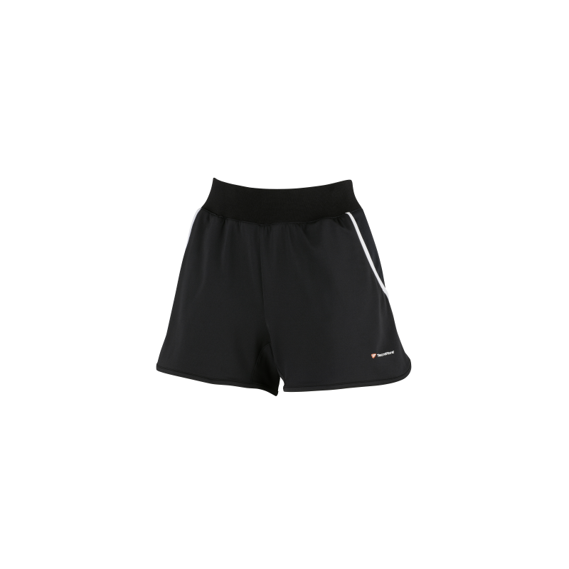 Tecnifibre X-Cool Lady Short fekete női rövidnadrág