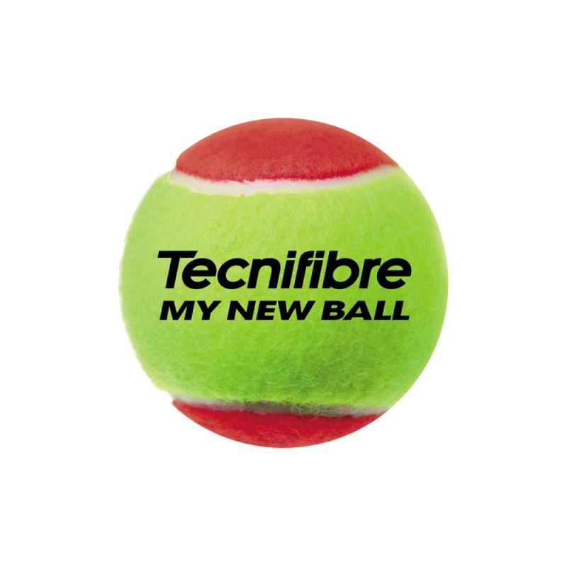 Tecnifibre My New Ball (3 db/zacskó) teniszlabda