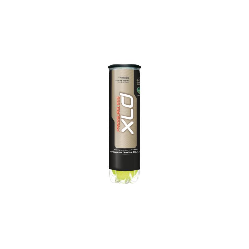 Tecnifibre XLD teniszlabda (72 db/PVC zacskó)