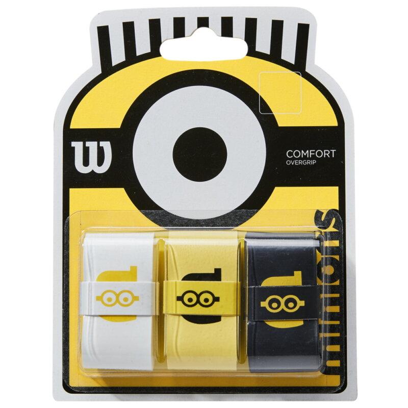 Wilson Minions fedőgrip (3 db)