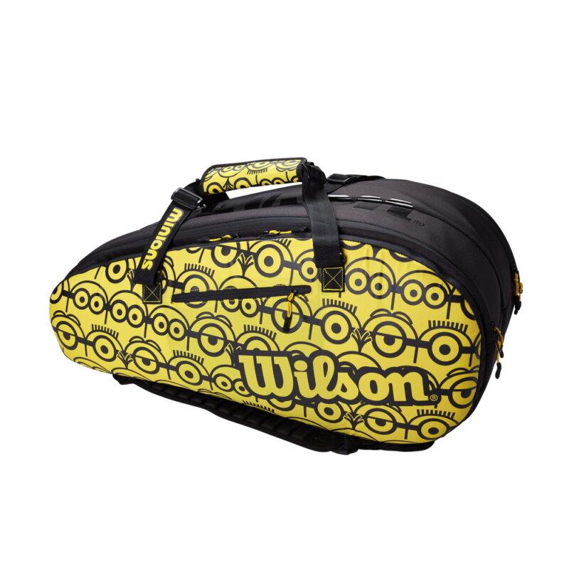 Wilson Minions Tour 12 ütőtáska