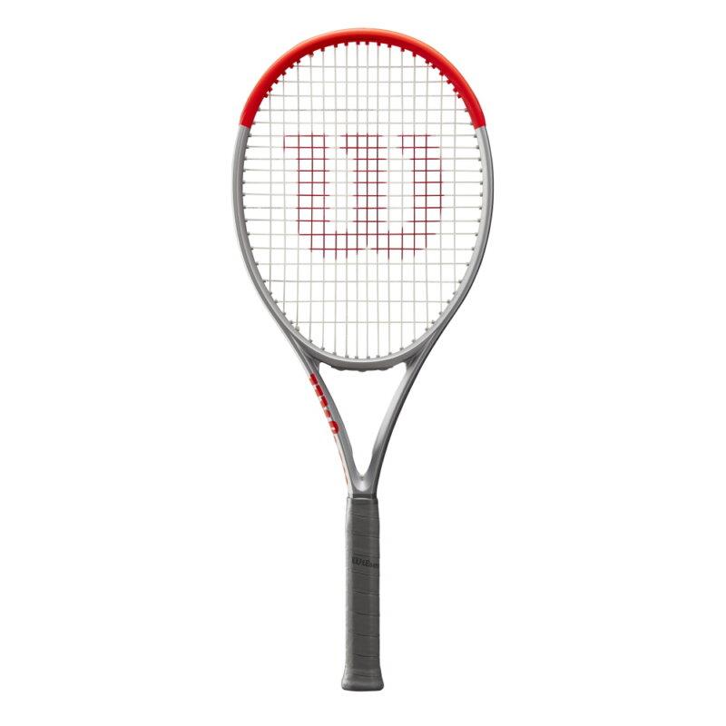 Wilson Clash 100 L Silver teniszütő