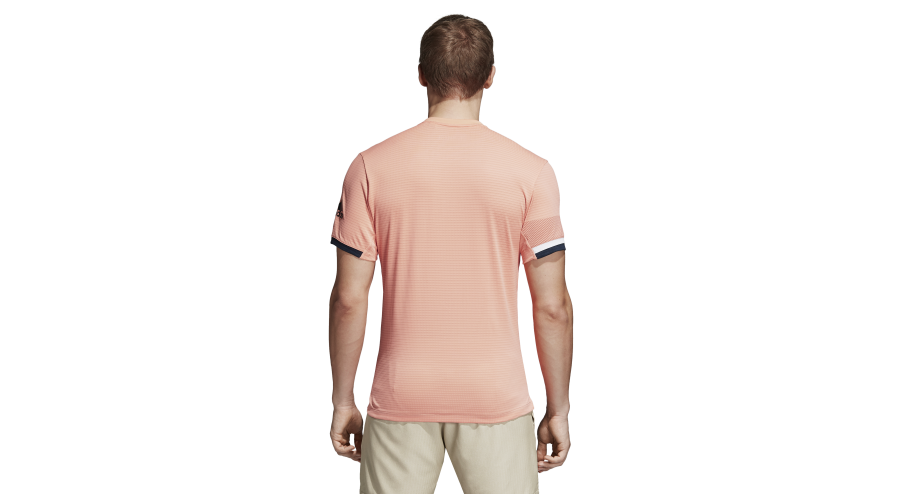 ce19e7701f adidas RG CLMCHLL Tee Chalk Coral férfi pólóing